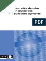 Les coûts de mise en oeuvre des politiques agricoles.pdf
