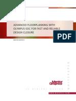 Olympus SoC Advance Research on Floorplnning