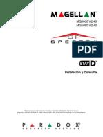 SP400 Instalacion y Consulta