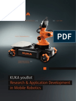 KUKA youBot Data Sheet