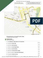 Bandar Enstek to Hospital Tuanku Jaafar - Google Maps