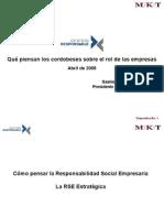 Informe RSE 2008 04