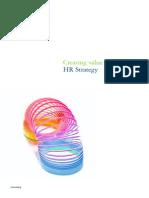 Deloitte - Creating Value Through HR