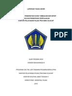 Tata Cara Penerbitan Surat Himbauan Ber-npwp