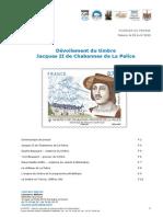 DP La Poste Timbre La Palice - Lancement TimbreDEF