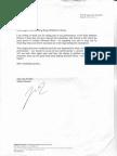 st  matthews passion 2014 - jaap van zwedens letter of recognition