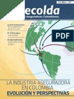 La Industria Aseguradora en Colombia Evolucion y Perspectiva