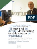 El Nuevo Rol del Director de Marketing