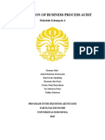 Business Process Audit