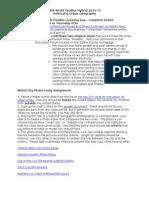 world studies hybrid ddd