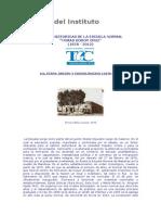 Historia Del Instituto Superior Normaol