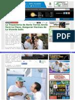 04-05-2015 La trayectoria de Nerio Torres Arcila será la clave, aseguran vecinos de la Vicente Solís.