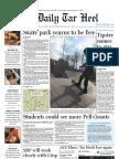 The Daily Tar Heel for Feb. 5, 2010