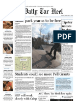 The Daily Tar Heel for Feb. 5, 2010