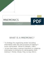 mnemonics final