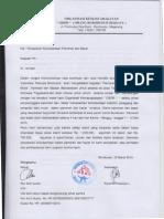 Proposal Penawaran Pameran Seribu Batu Sejuta Warna Milik Indonesia