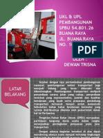 Ukl & Upl Pembangunan Spbu 54