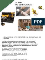 Herramientas para Construcción en Madera