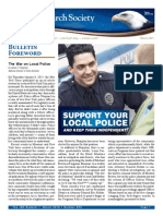 The War on Local Police