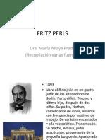 Fritz Perl Vida y Obra