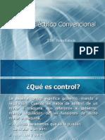 Control Electrico Convencional
