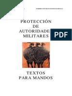 PROTECCIÓN DE AUTORIDADES