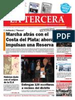 Diario La Tercera 04.05.2015