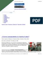 Carrera _ Armamentística en América Latina-1