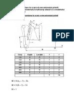 Proiect Mecanisme - Golf 7 Potyo