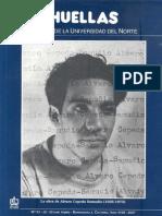 Huellas No. 51 52 53 Especial Álvaro Cepeda Samudio