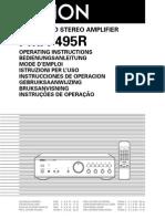 Hfe Denon Pma-495r
