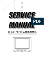 Telefunken TK2028 29 GE2010 Manual Service