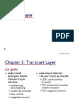 Transport Layer