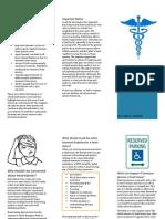 head injury pamphlet pdf
