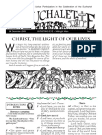 Liturgical Leaflet for an Active Participation In