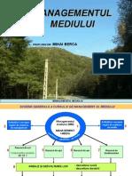 Managementul mediului