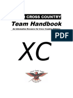 xc team handbook