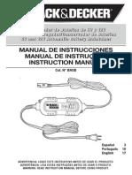 Bm3b Manual CARGADOR
