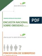 Encuesta Obesidad 1ra Entrega