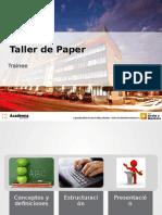 Taller de Paper 2015.pptx