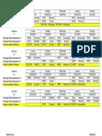 Egriet Calendario Cursos a