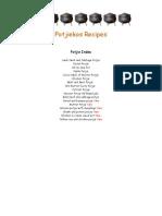 Potjiekos Recipes