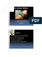 PCB Design Process 090309
