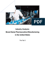 thefab5industry analysis(1)