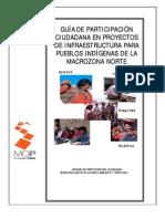 Guía de Participación Ciudadana en Proyectos de Insfraestructura Para Pueblos de Zona Norte de Chile