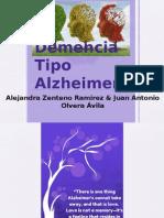 PSICOFARMACOLOGIA DEL ALZHEIMER