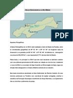 K-Bacia Hidrográfica Do Rio Miriri