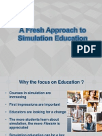 Simulation Education
