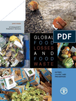 Global Food Losses and Food Waste