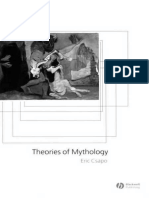 Theories of Mythology Ancient Cultures